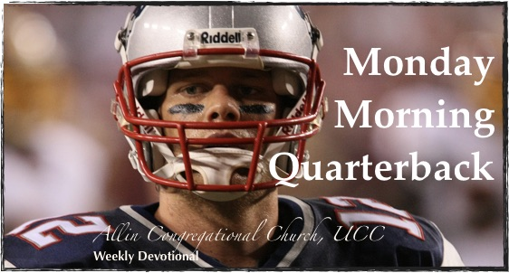 Monday Morning Quarterback 9/24/18
