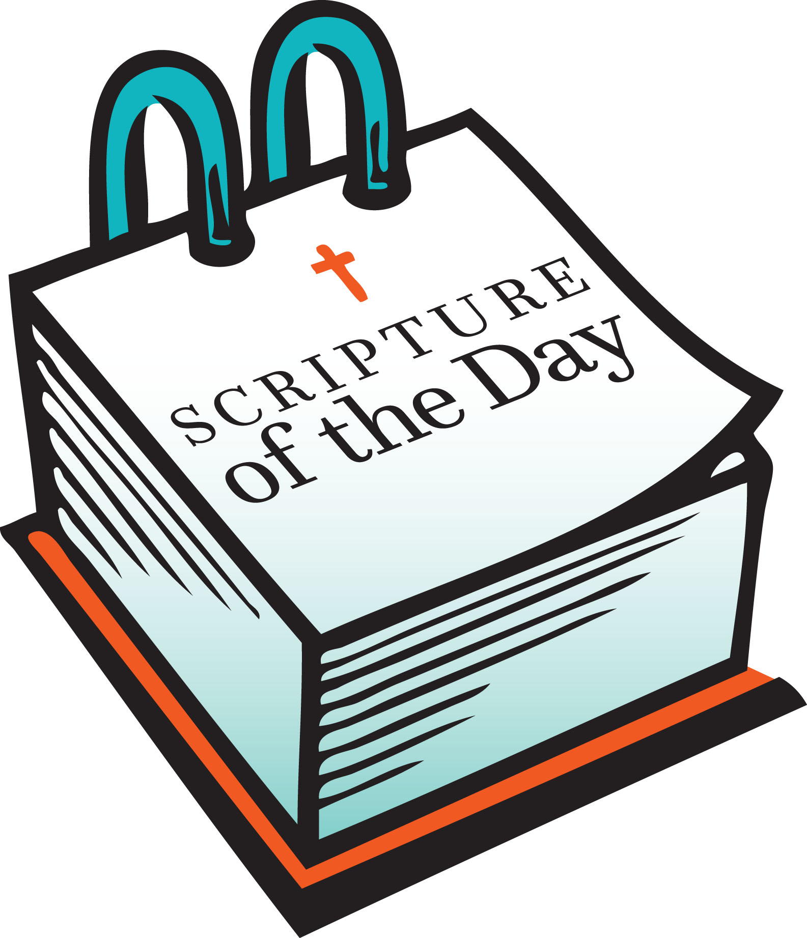 Daily Lectionary Scripture References April 2019 (Year C)